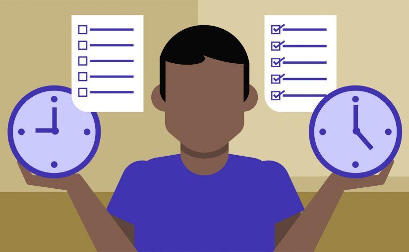 مدیریت زمان چیست؟